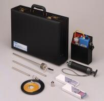 烟道排气检测套装
