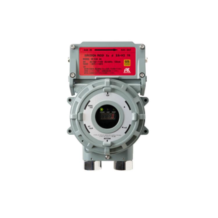 耐压防爆型吸引式气体检测部 SD-D58