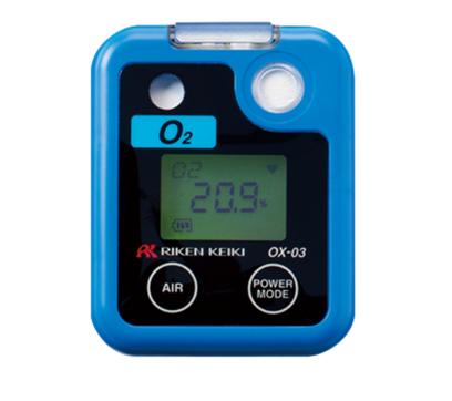 袖珍型气体监测仪OX-03