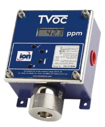 PID式固定式VOC监测仪 TVOC