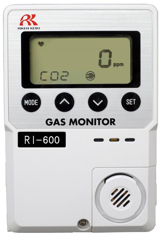 二氧化碳浓度监控器 RI-600