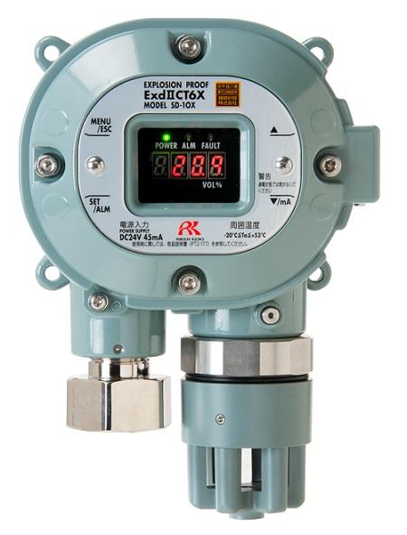 用于检测氧气的智能型气体检测部 SD-1OX