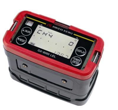 用于测定可燃性气体的便携式气体监测仪GX-8000(TYPE LEL)
