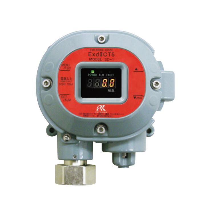 防爆型扩散式气体检测仪SD-1
