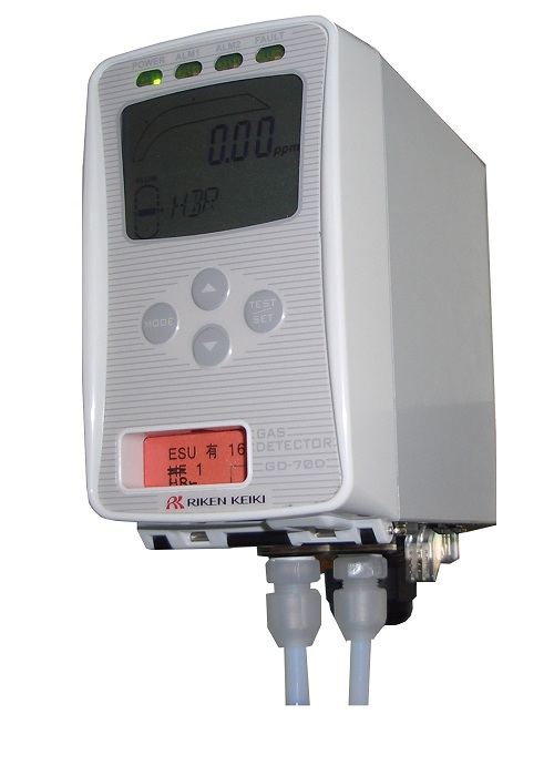 智能型气体检测部 GD-70D