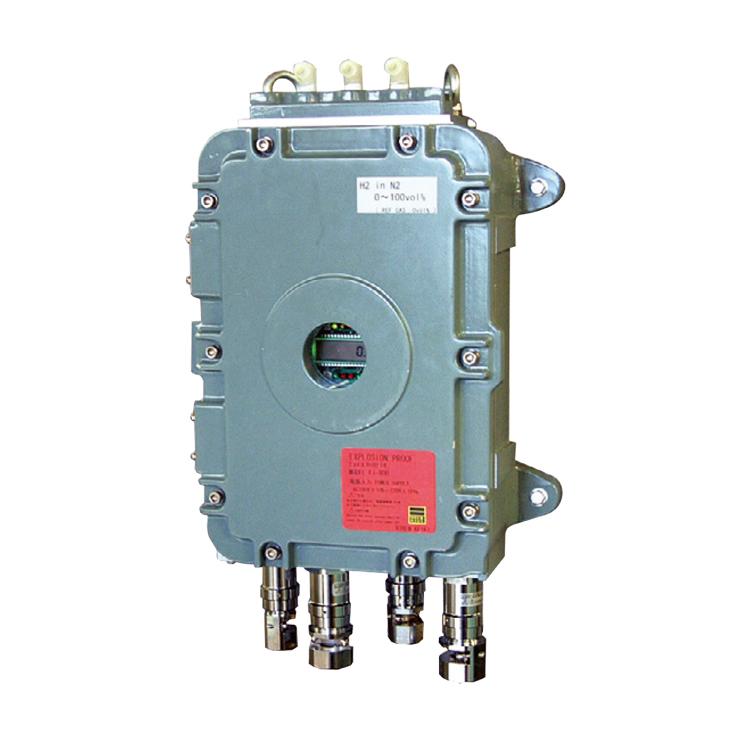 耐压防爆构造光波干扰式气体监测仪FI-800