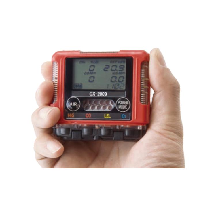 口袋式复合气体检测仪GX-2009